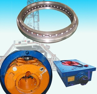 Rotary table bearing 2327/1049YA(2687/1049) for ZP375